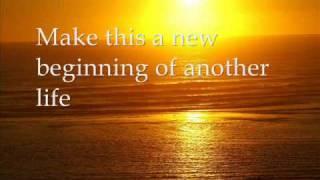 Meet me halfway - Kenny Loggins (Video and Lyrics)