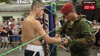 SPECIAL FORCES vs MMA Fighter !!!