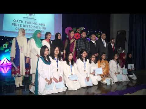 Annual Prize Distribution and Oath Taking Ceremony of OPF Girls College F-8/2, Islamabad(3)
