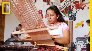 See How Indigenous Weaving Styles Are Preserved in Guatemala | National Geographic