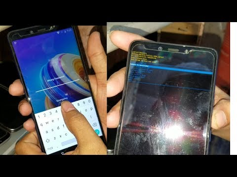 Infinix Note 5 X604 How To bypass FRP Android 8 1 0 - смотреть
