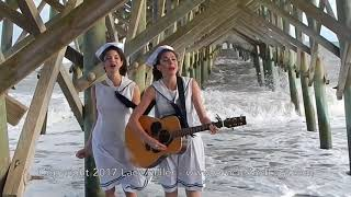 Gracie & Lacy Perform Original Song About Charleston Landmark