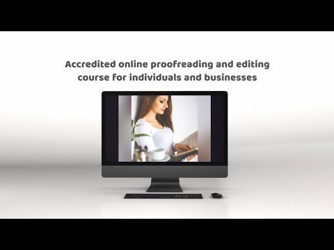 Proofreading and editing course video - YouTube
