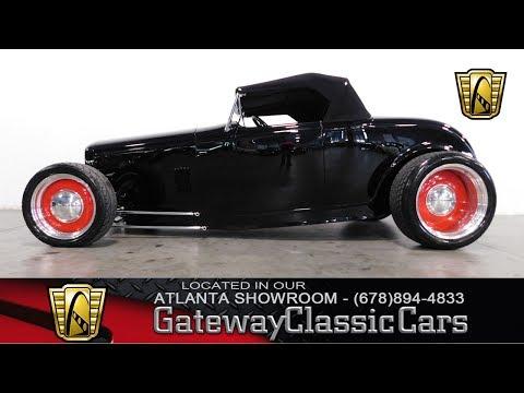 1932 Ford Highboy - Gateway Classic Cars of Atlanta #370