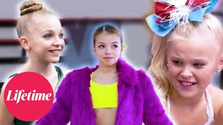 NEW FACES, FRUSTRATIONS, AND FAVORITES: Part 2 - Dance Moms (Flashback Compilation) | Lifetime