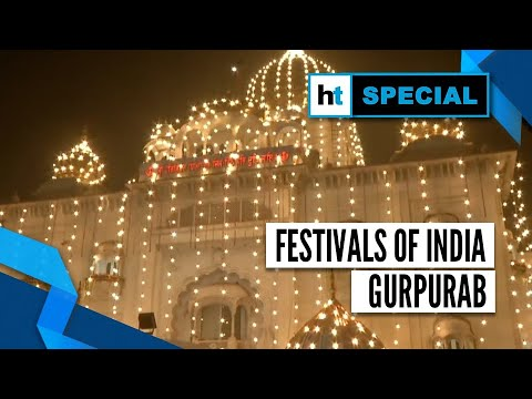 Gurpurab: Celebrating birth of founder of Sikhism   Festivals of India