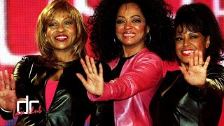 Diana Ross & The Supremes - Return To Love Tour (Press Conference 2000)