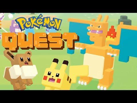 Pokemon Quest - FREE Nintendo Switch Download! [Episode 1]
