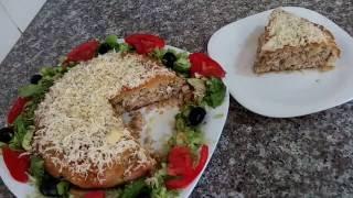 شهيوات ام وليد اسهل بسطيلة  بالدجاج
