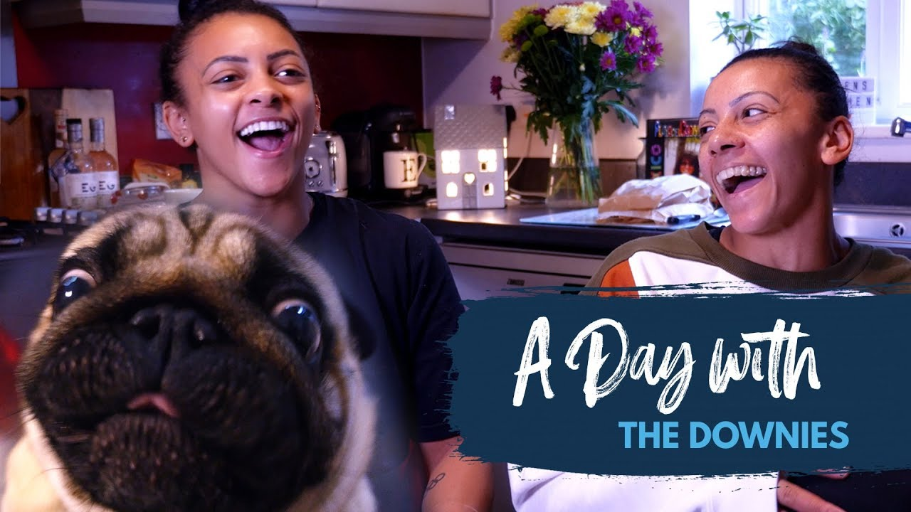 WATCH: A day with the Downies