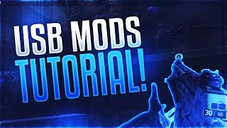 VOICE TUTORIAL: How To Install & USE Black Ops 3 USB Mod Menus + Downloads [XBOX ,PS3, XBOX1, PS4]