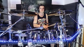 Marius - Angels & Airwaves - The Flight of Apollo (Drum Cover)