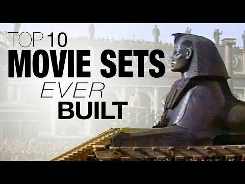 10 nejlepších filmových lokací