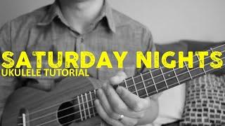 saturday nights khalid guitar chords - मुफ्त