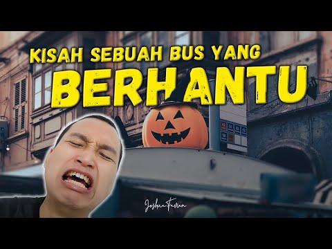 BONGKAR Misteri BUS HANTU ! Apakah ini ASLI atau HOAX ?