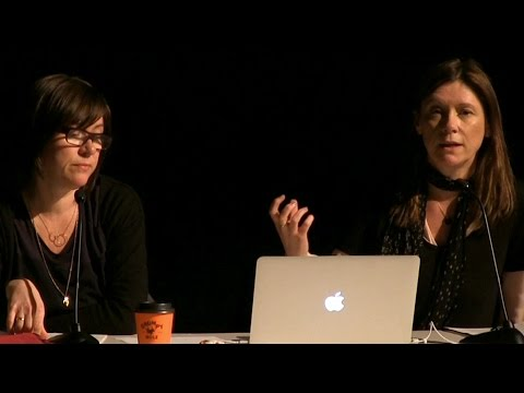 RCA Fine Art Talk: Jane & Louise Wilson