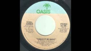 1976_279 - Donna Summer - Could It Be Magic - (45)