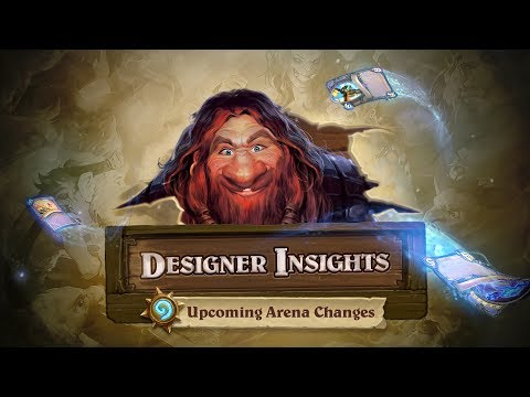 Upcoming Arena Changes Detailed in Latest Video Blog