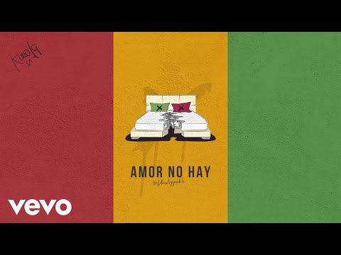 Letra Amor No Hay Karol G