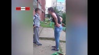 На Урале питерского подростка гонят со двора. Real Video