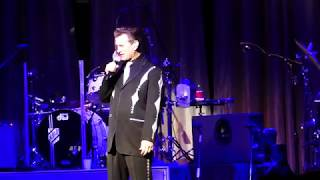 Chris Isaak 'Somebody's Crying' in Concert The Grove of Anaheim 7-12-2018 Anaheim, California