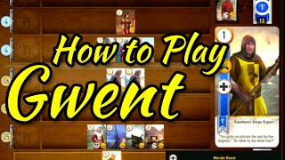 Witcher 3: How to Play Gwent