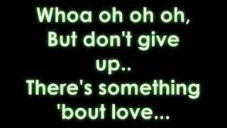David Archuleta-Something 'bout Love [Lyrics]