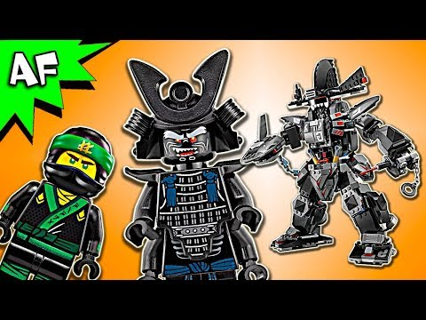 Vidéo LEGO Ninjago 70613 : Le Robot de Garmadon