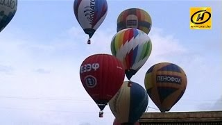 Воздушные шары - трудно ли быть пилотом?