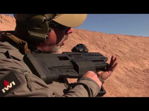 IWI's Tavor TS12 Bullpup Shotgun Is Versatile And Compact