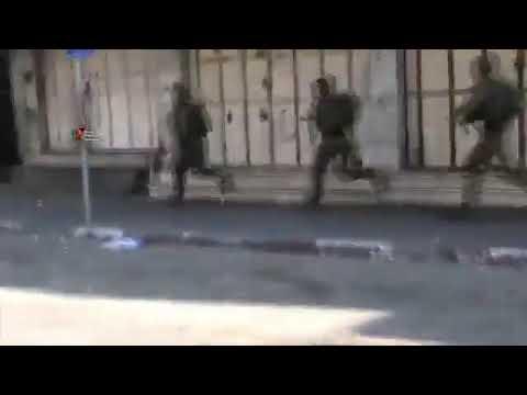 İşgalci İsrail Askerlerinin Görüntüleri Sosyal Medyayı Salladı!