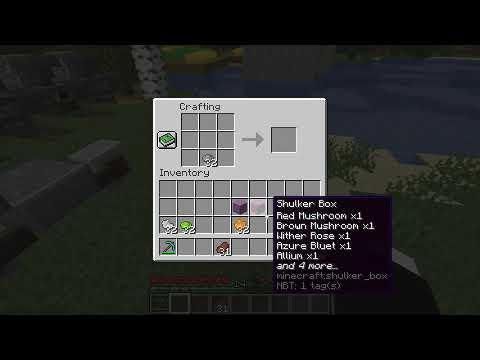 PATCHED* Minecraft 1 14 Snapshot Duplication Bug (18w44a) - смотреть