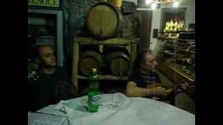 preview picture of video 'Pane & Vino Band 27.10.2012 - trattoria Pane e Vino - Oliveri - tindari'