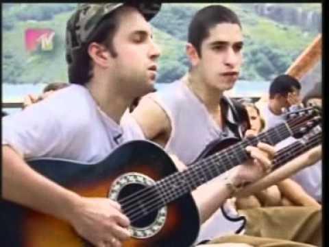 Ouvir Aquela Paz (Luau MTV)