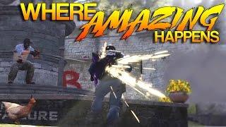 Cs:go - Where Amazing Happens #2
