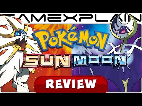 Pokémon Sun & Moon - REVIEW (3DS) - YouTube video thumbnail