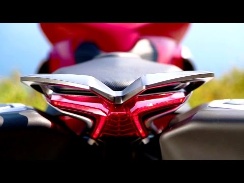2015 MV Agusta Turismo Veloce full review
