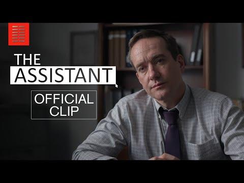 "Video trailer för THE ASSISTANT | ""The Meeting"" Official Clip | Bleecker Street"