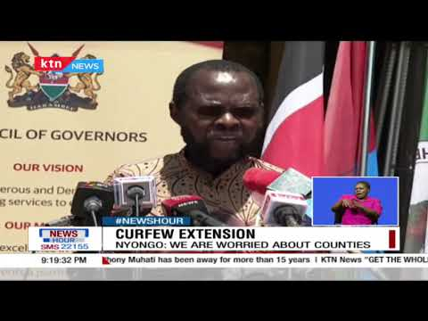 Curfew Extension: Government extends the ongoing nationwide curfew by a further 60 days