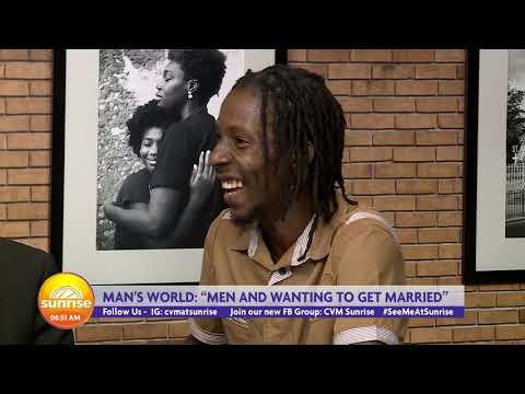 CVM At Sunrise - A Man's World - April 24, 2019