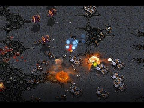 Effort (Z) v Light (T) on Circuit Breakers - StarCraft  - Brood War REMASTERED