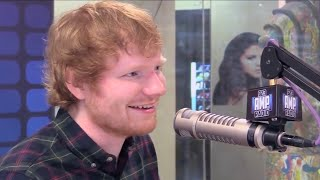 """Ed Sheeran Talks """"Photograph,"""" His Music Being a Turnoff For His Family + Ed """"Goes To Prom"""""""