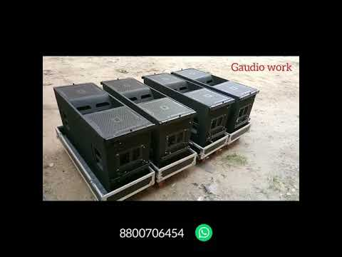 Jbl Line Array VT Type Empty 4888 Box