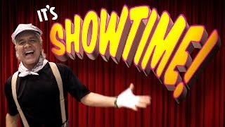 Brain Breaks - Dance Song - It's Showtime - Children's Songs by The Learning Station