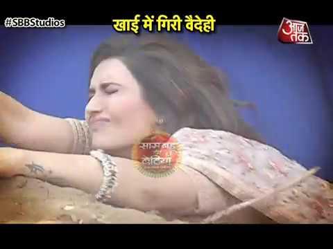 Qayamat Ki Raat: SHOCKING! Gauri JUMPS OFF THE CLI