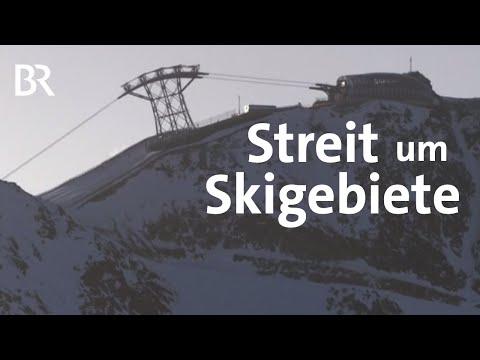 Pitztal-Ötztal: Zusammenführung der Skigebiete