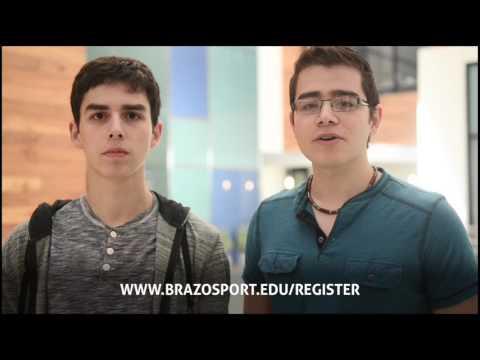 Scott, Roberto and Santiago choose Brazosport College