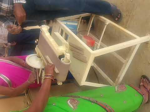 Bamboo Belt Disc Sander Machine