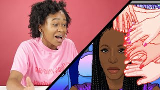 Women Play Hair Nah: Don't Touch Black Hair