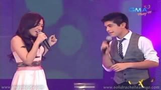 "[HD] Party Pilipinas - Charlie Green & Rachelle Ann Go Sing ""A Friend Like You"" (12/5/2010)"